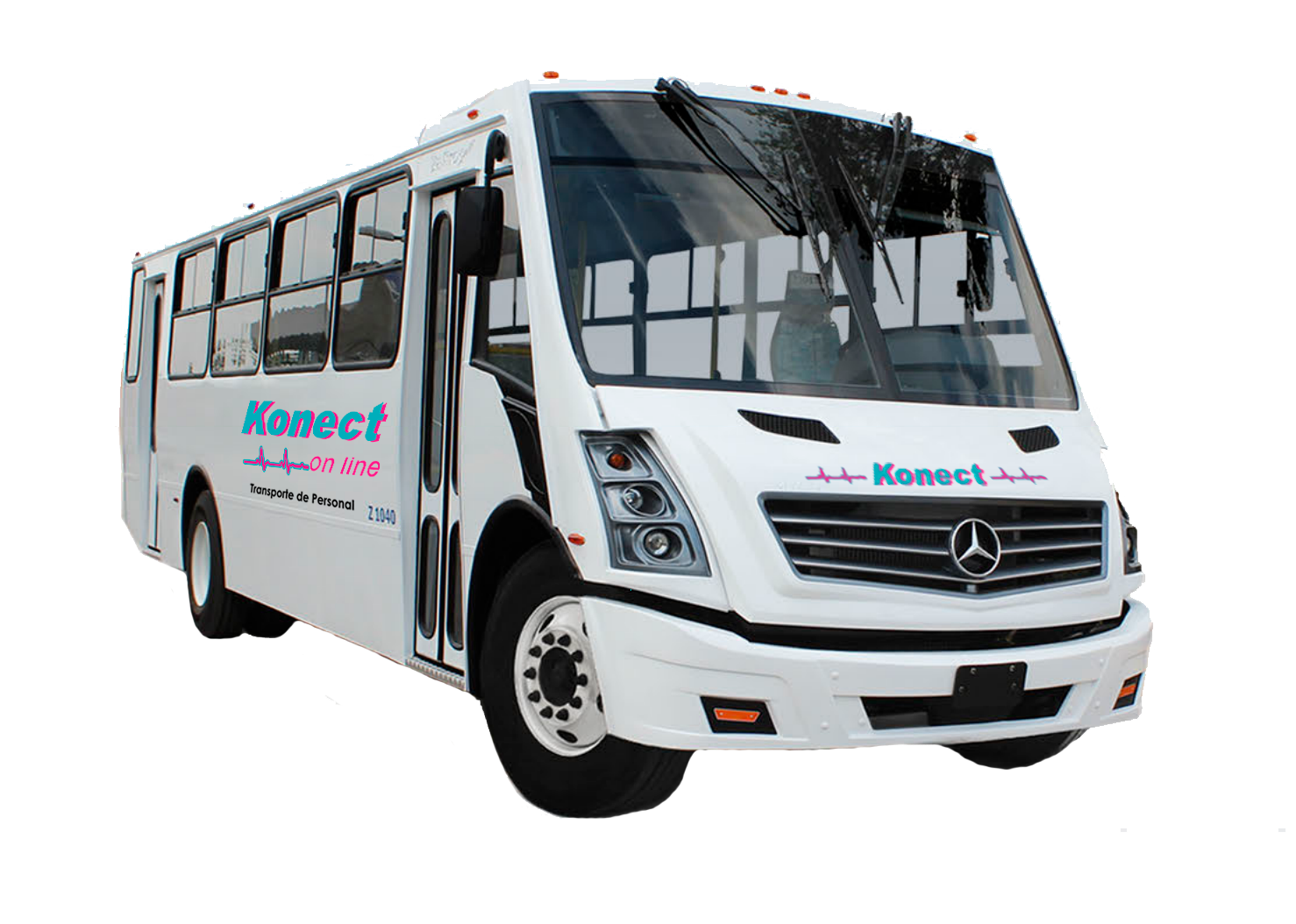 Mercedes Benz Ayco (37 pasajeros)